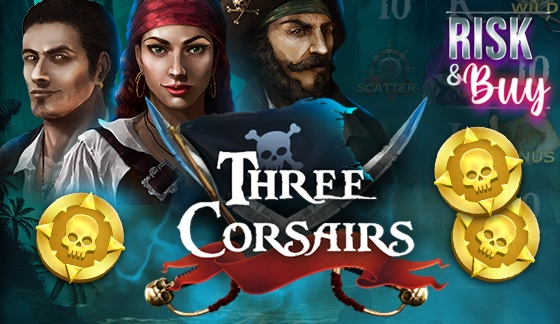 Three Corsairs